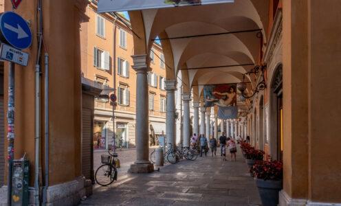 5. Tag: Verona nach Modena
