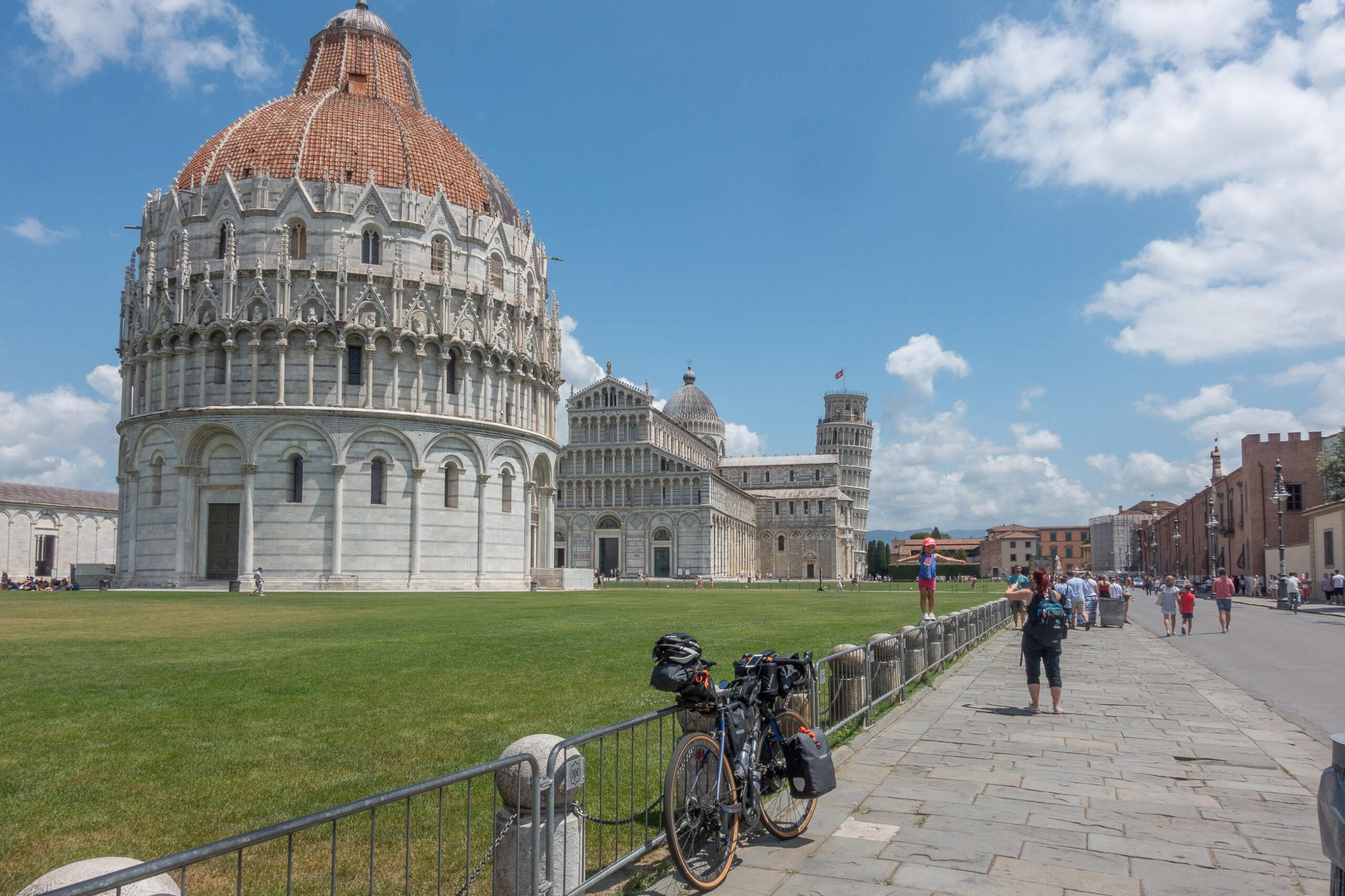 7. Tag: Appenin nach Livorno