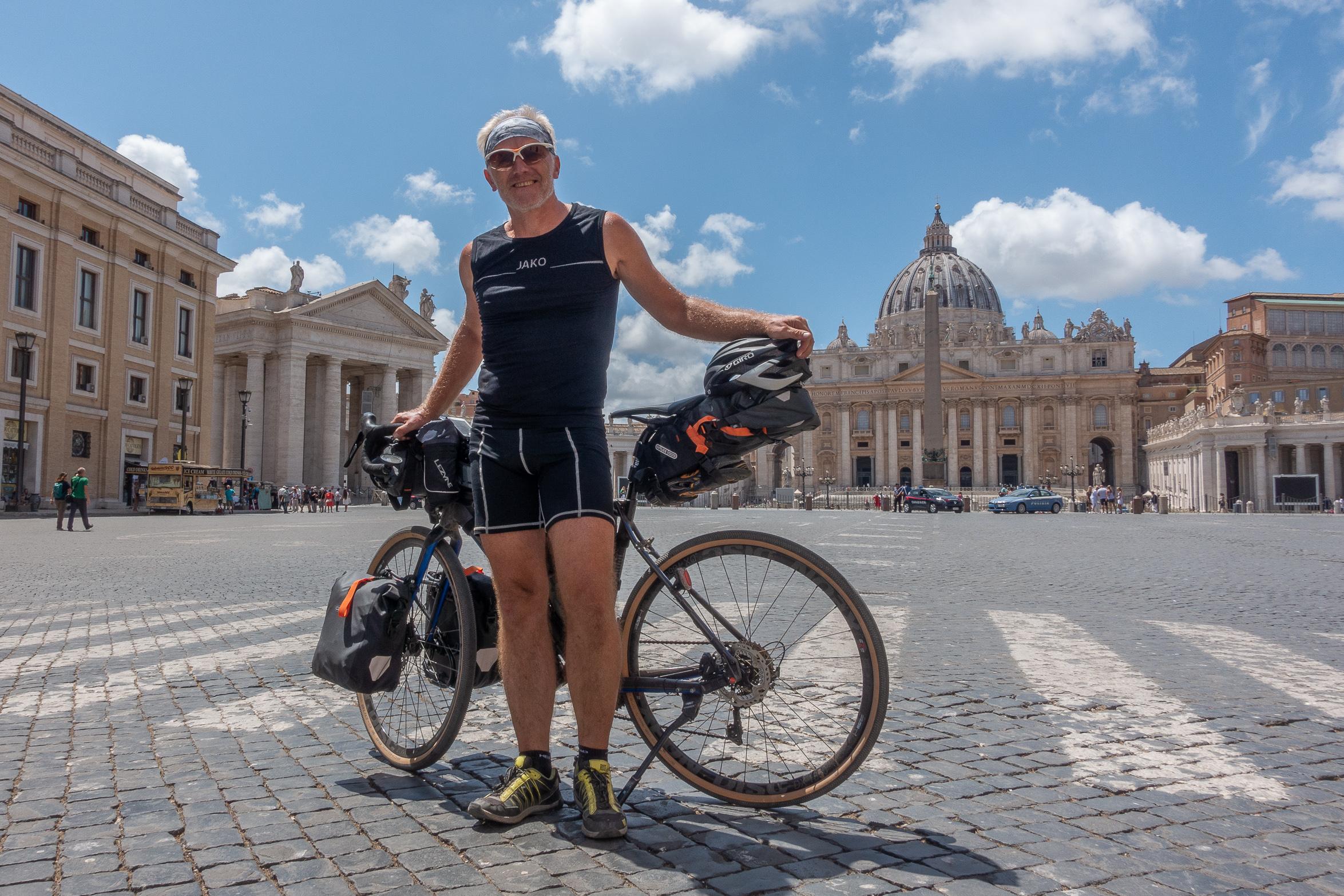 11. Tag: Civitavecchia nach Rom